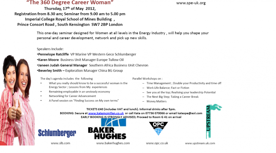 OPC proudly sponsors the 6th Annual Women in the Energy Sector Seminar