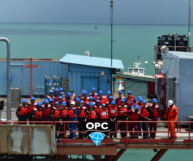 OPC supports SPE Imperial College field trip to Trinidad