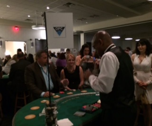 OPC USA sponsors Derricks & Dice event