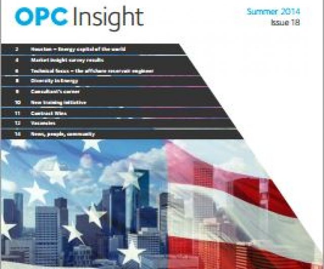 OPC Insight – Summer 2014
