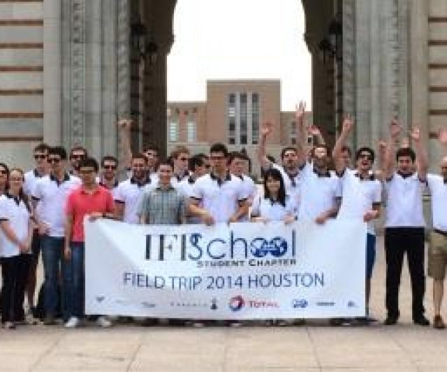 OPC sponsors IFP trip to Houston
