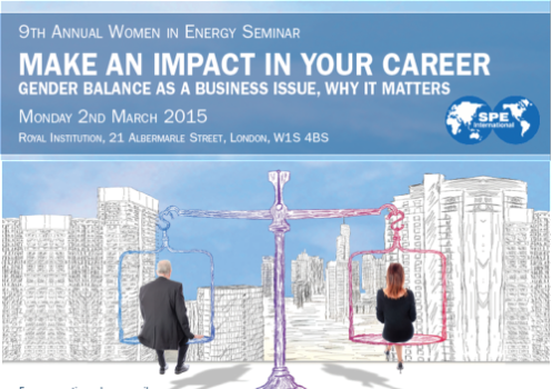 OPC sponsors 9th annual Women in Energy Seminar – London, 2 March 2015
