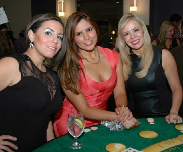 Derricks & Dice event raises thousands for female college scholarships