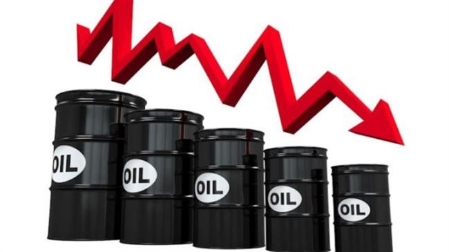 oil dropping