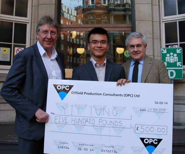 OPC supports oil student scholarships