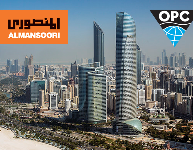 OPC teams with AlMansoori for Abu Dhabi projects