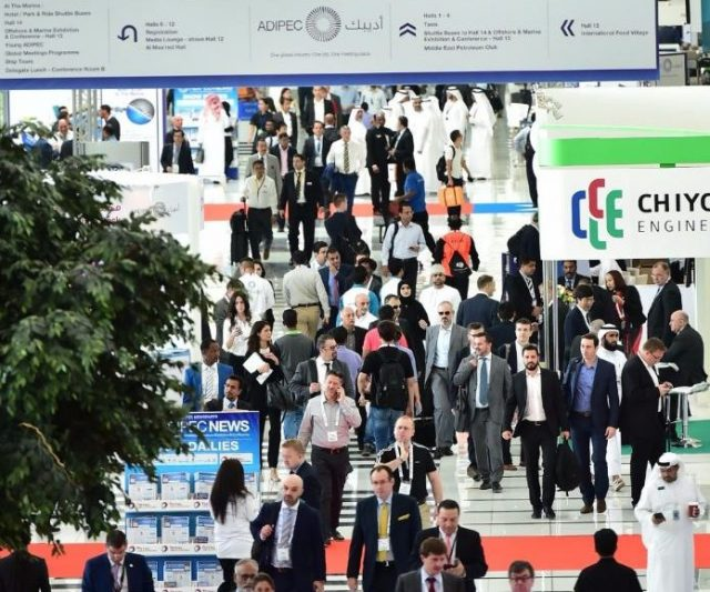Positive outlook at ADIPEC 2016