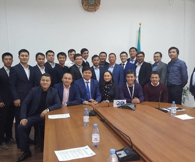 Presentation at Kyzylorda SPE leads to new work for OPC Kazakhstan
