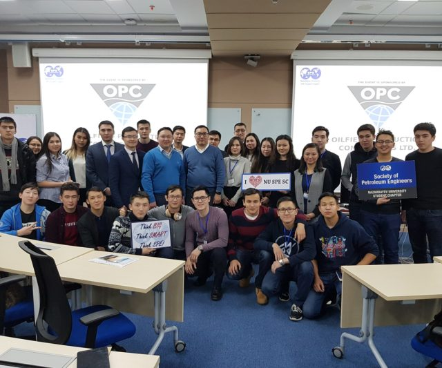 OPC sponsors SPE knowledge-sharing in Kazakhstan