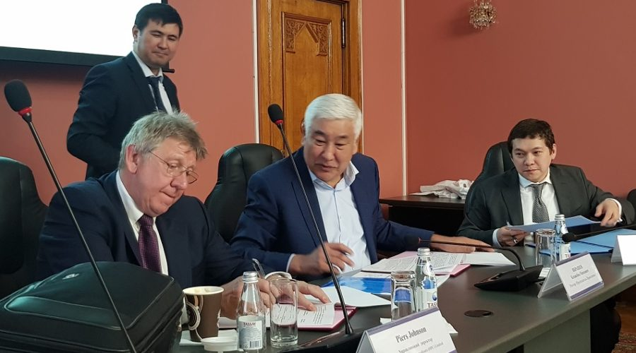MOU extends training opportunities in Kazakhstan