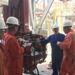 Jack Up Drilling Rig Key Systems Training, Kazakhstan