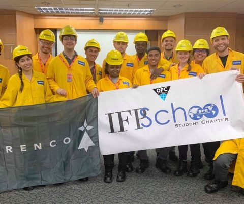 OPC supports IFP and Imperial student field trips