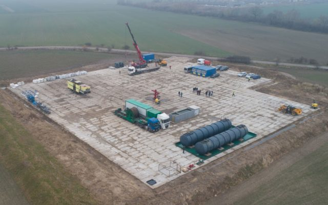 Audit – gas well re-enter project