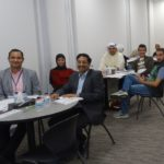 Positive feedback for Middle East training