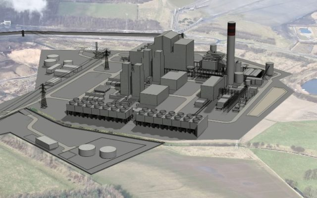 Reservoir Simulation – Carbon capture and storage project